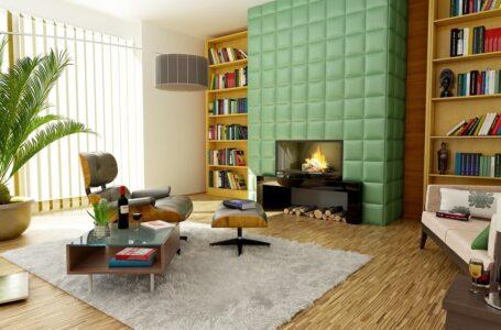 Indret hjemmet med en gaspejs og få uendelig hygge