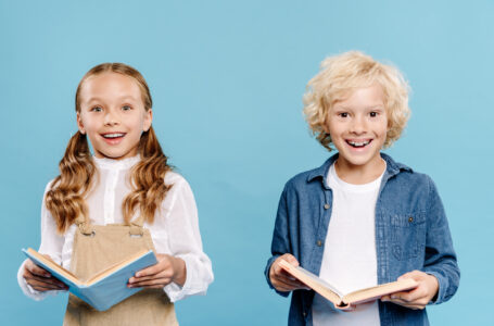 Få kvalitetstid med børnebøger