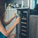 Vestfrost vinkøleskab