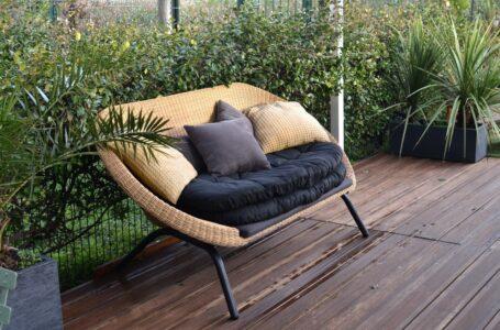 Skab den rette loungestemning på terrassen